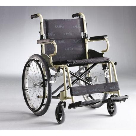 Silla de ruedas Transit Karma Autopropulsable