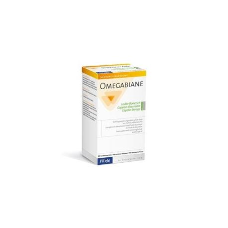 Omegabiane Capelan Borraja 100 cápsulas