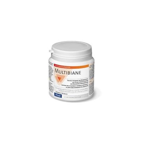Multibiane 120 cápsulas complemento nutricional