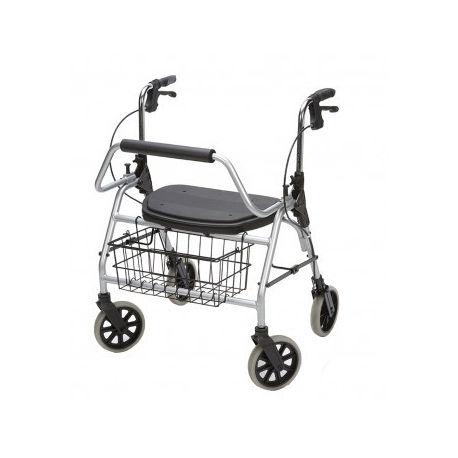 Caminador Maxi Rolator L