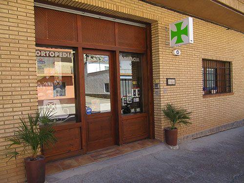 Tienda física de Ortoiberia