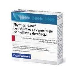 PHYTOSTANDARD DE MELILOTO Y VID ROJA 30 COMP. ENVIO GRATUITO A PARTIR DE 25€