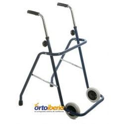 Andador básico con ruedas P1