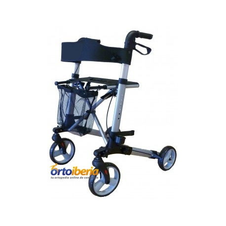 Caminador para adultos de Aluminio Rolator TAURUS 2