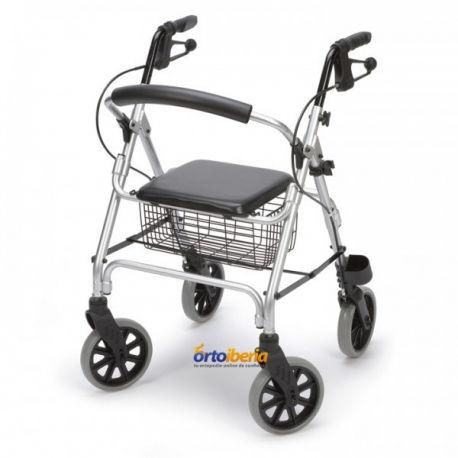 Caminador Rolator Ergo AD150 Ortoiberia