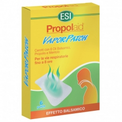 PROPOLAID VAPORPATCH 6 PARCHES BALSÁMICOS