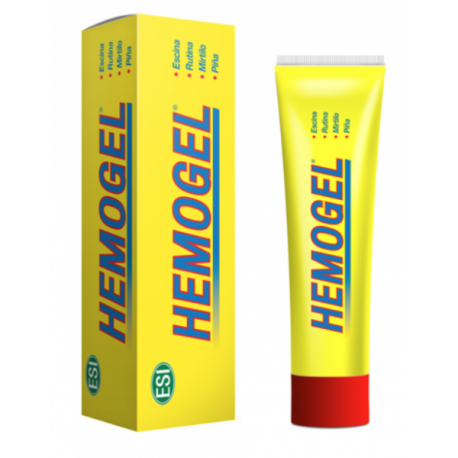 HEMOGEL ESI 50ML. GEL ANTIHEMORROIDAL