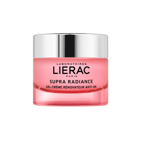 LIERAC SUPRA RADIANCE GEL CREMA RENOVADOR ANTI-OX 50ML