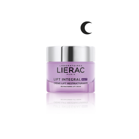 LIERAC LIFT INTEGRAL CREMA LIFTING REESTRUCTURANTE NOCHE 50ML