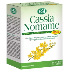 CASSIA NOMAME ESI 500MG 60 TABLETAS