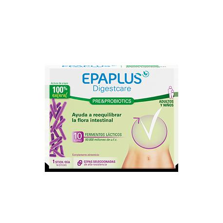 EPAPLUS DIGESTCARE PRE&PROBIOTICS 14 STICKS