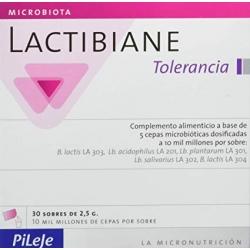 lactibiane tolerance 30 sobres pileje