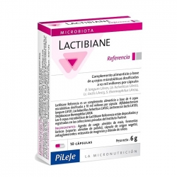 lactibiane reference 30 capsulas PILEJE