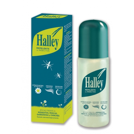 HALLEY REPELENTE MOSQUITOS, CHINCHES Y GARRAPATAS