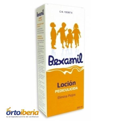 BEXAMIL LOCIÓN PEDICULICIDA 200ML