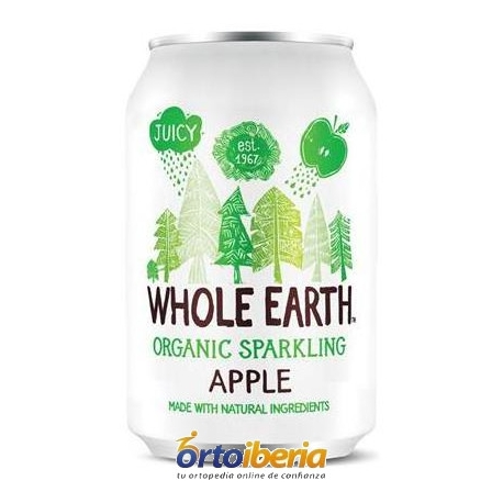 REFRESCOS BIO WHOLE EARTH 330ML