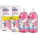 COLUTORIO INFANTIL FLUOR KIN DUPLO 2X500 ML