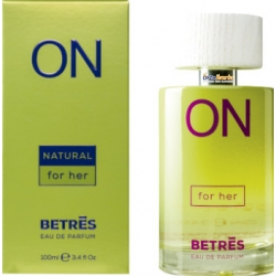 BETRES ON PERFUME DE MUJER NATURAL 100 ML