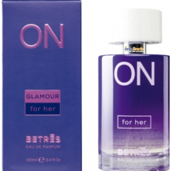 BETRES ON PERFUME DE MUJER GLAMOUR 100 ML