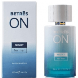 BETRES ON PERFUME DE MUJER NIGHT 100 ML
