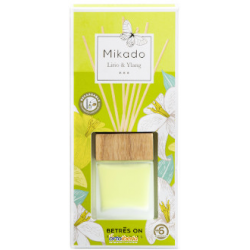 AMBIENTADOR MIKADO LIRIO & YLANG BETRES ON 50 ML