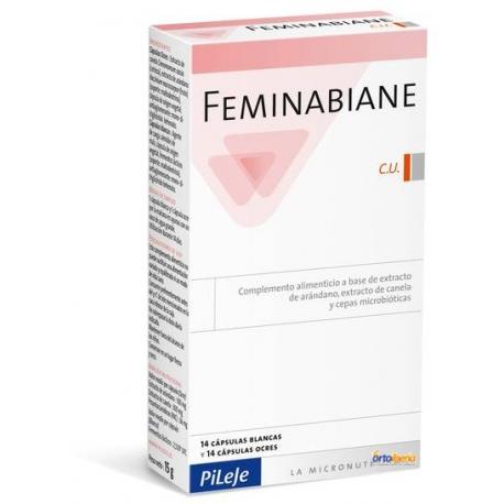 FEMINABIANE C.U. 14+14 CÁPSULAS