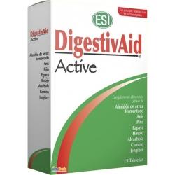 DIGESTIVAID ACTIVE 15 TABLETAS