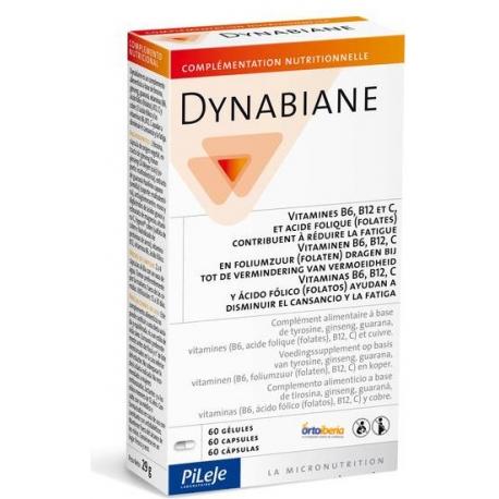 Dynabiane 60 cápsulas complemento alimenticio