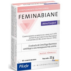 Feminabiane Meno Confort 30 cápsulas