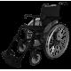 Silla de ruedas Line R600 FORTA GRIS