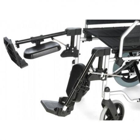Reposapiés elevable derecho silla de ruedas