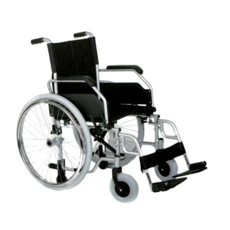 Silla Picasso de ruedas desmontables de aluminio