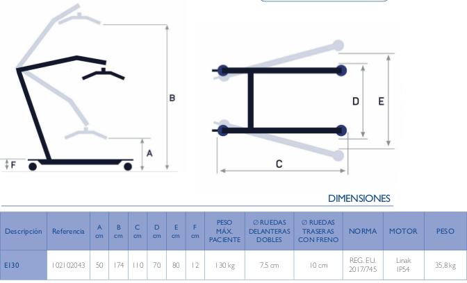 medidas-grua-e-130-winncare